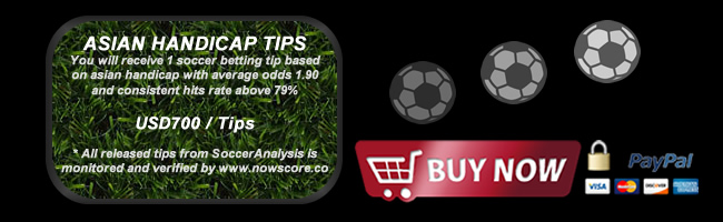 Asian handicap tips package